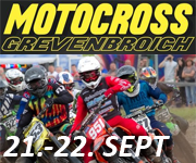 Motocross - Deutsche Junioren Meisterschaft 21.04.2019